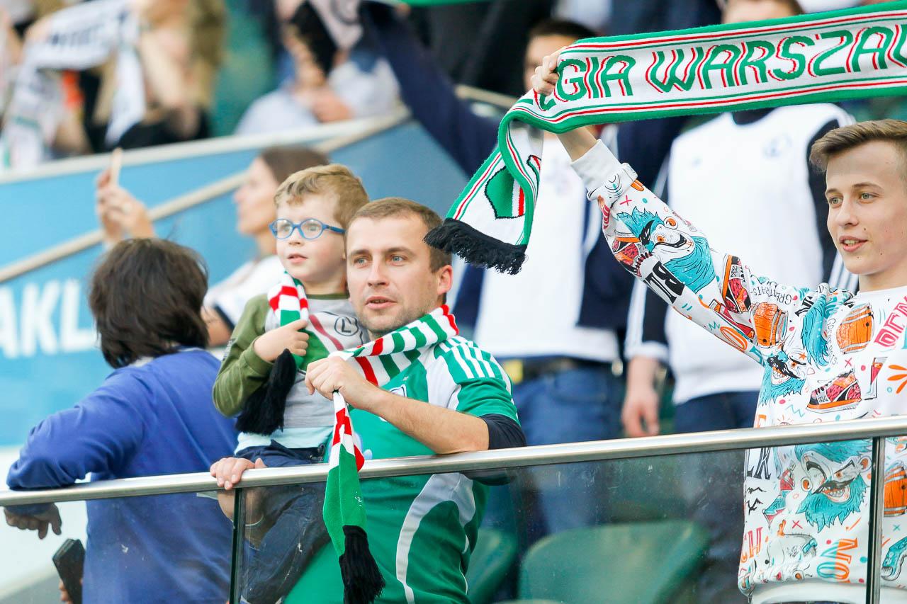Legia Warszawa 2-2 Zagłębie Lubin - fot. Piotr Galas (zdjęcie 7 z 113)