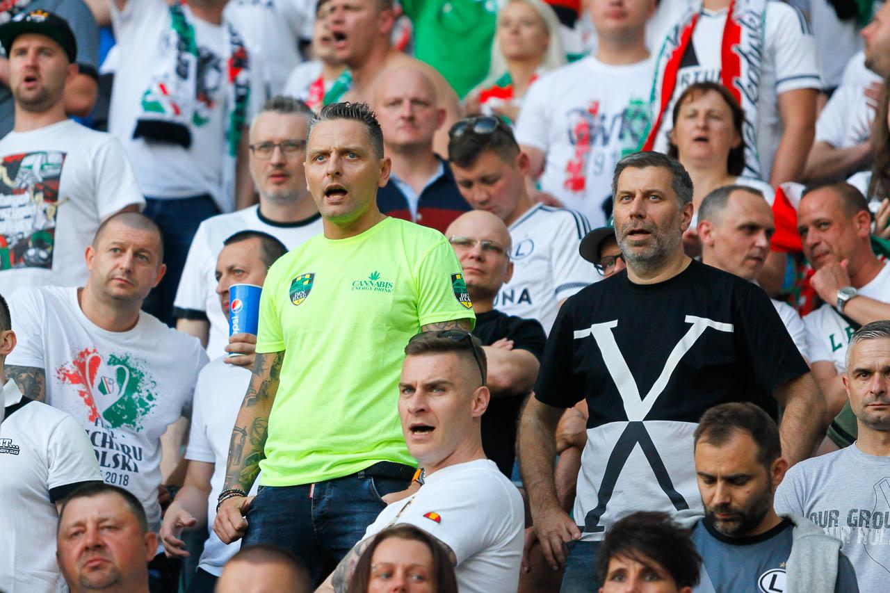 Legia Warszawa 2-2 Zagłębie Lubin - fot. Piotr Galas (zdjęcie 70 z 113)