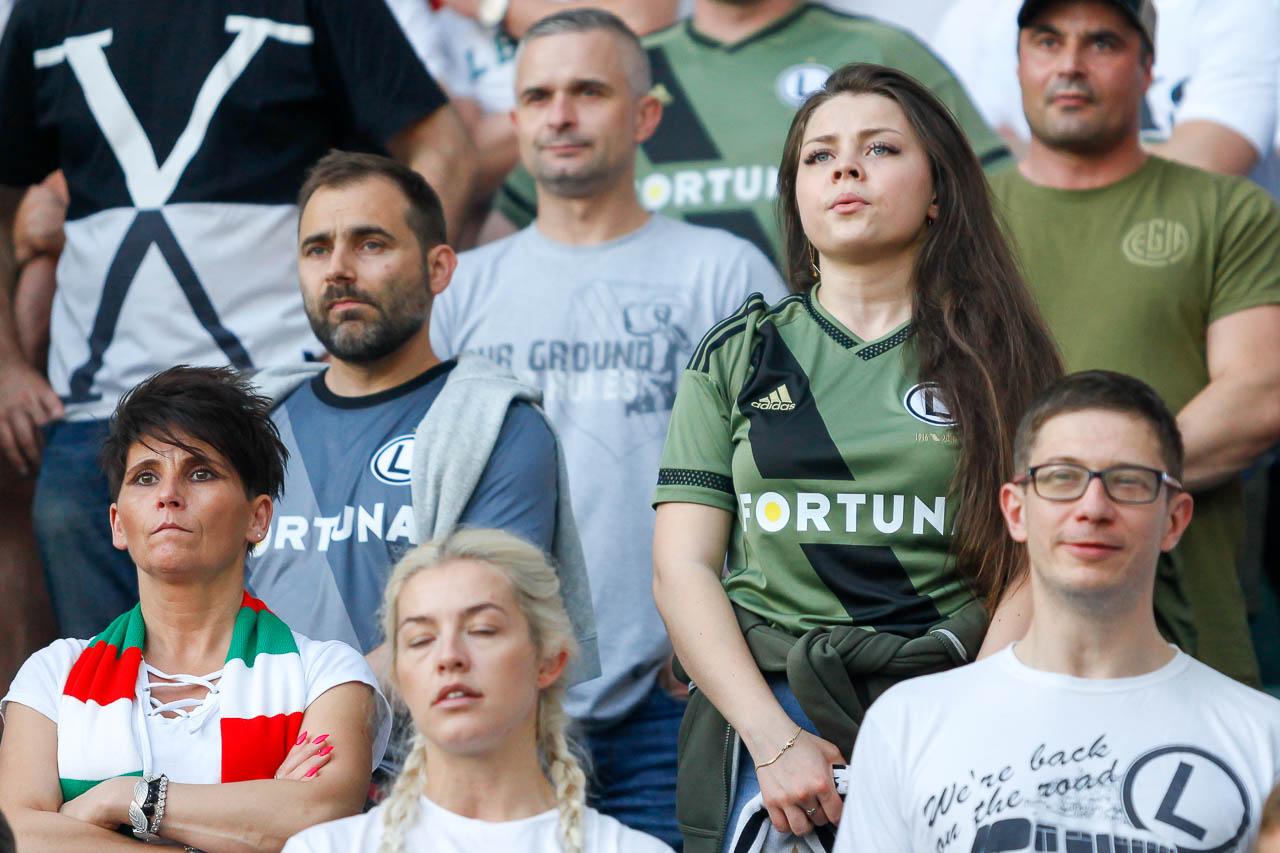 Legia Warszawa 2-2 Zagłębie Lubin - fot. Piotr Galas (zdjęcie 71 z 113)
