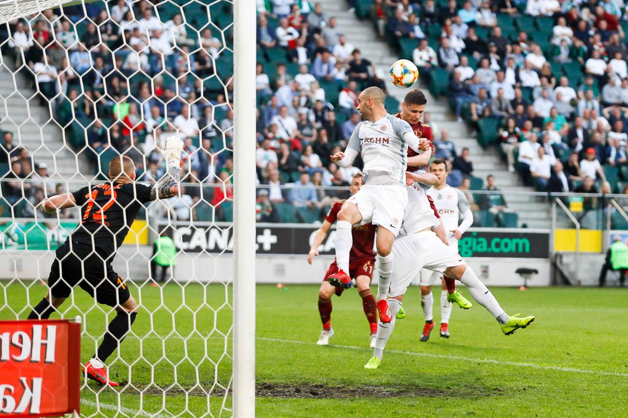 Legia Warszawa 2-2 Zagłębie Lubin - fot. Piotr Galas (zdjęcie 74 z 113)