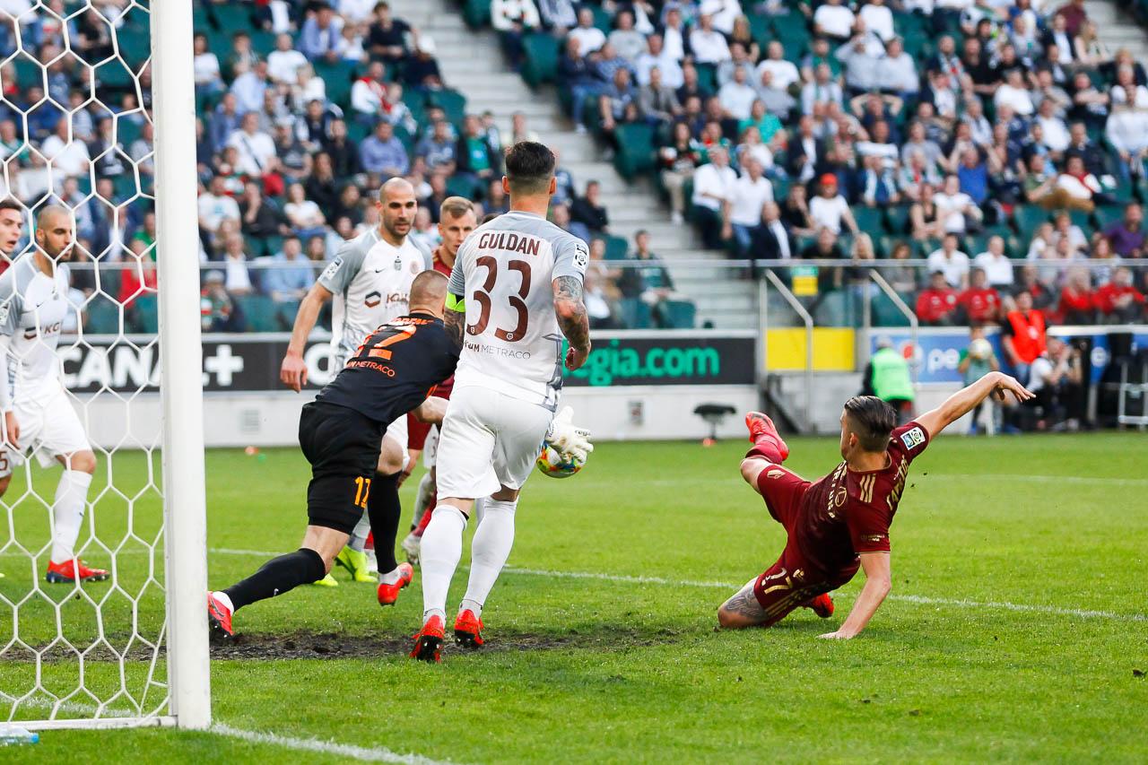 Legia Warszawa 2-2 Zagłębie Lubin - fot. Piotr Galas (zdjęcie 75 z 113)