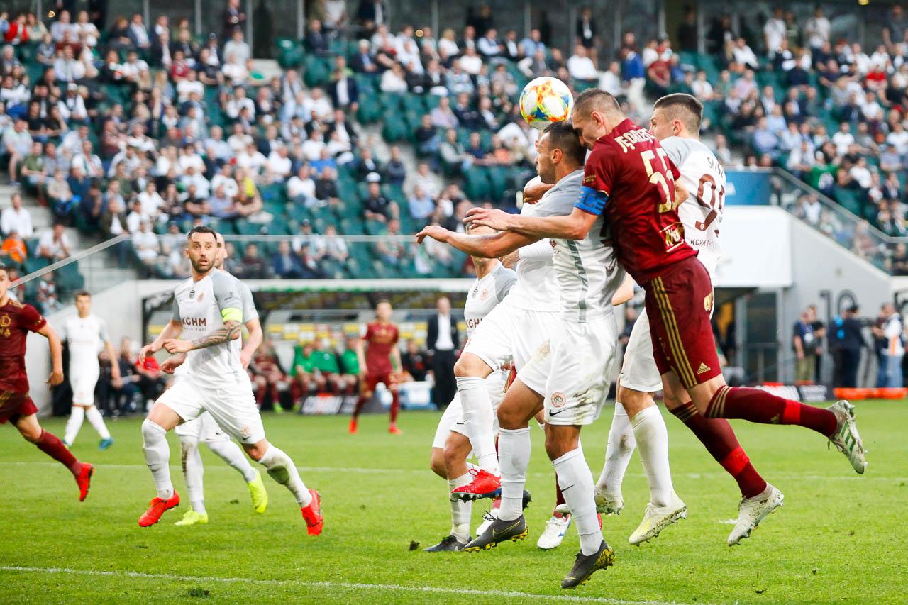 Legia Warszawa 2-2 Zagłębie Lubin - fot. Piotr Galas (zdjęcie 78 z 113)