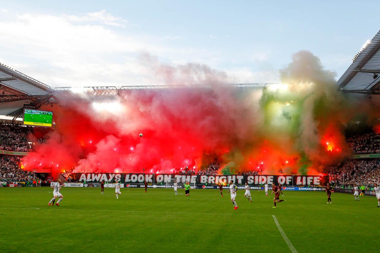 Legia Warszawa 2-2 Zagłębie Lubin - fot. Piotr Galas (zdjęcie 84 z 113)