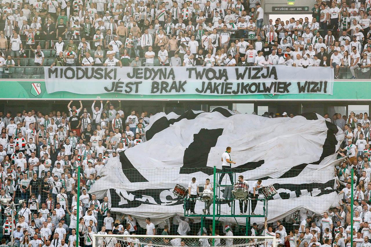 Legia Warszawa 2-2 Zagłębie Lubin - fot. Piotr Galas (zdjęcie 91 z 113)