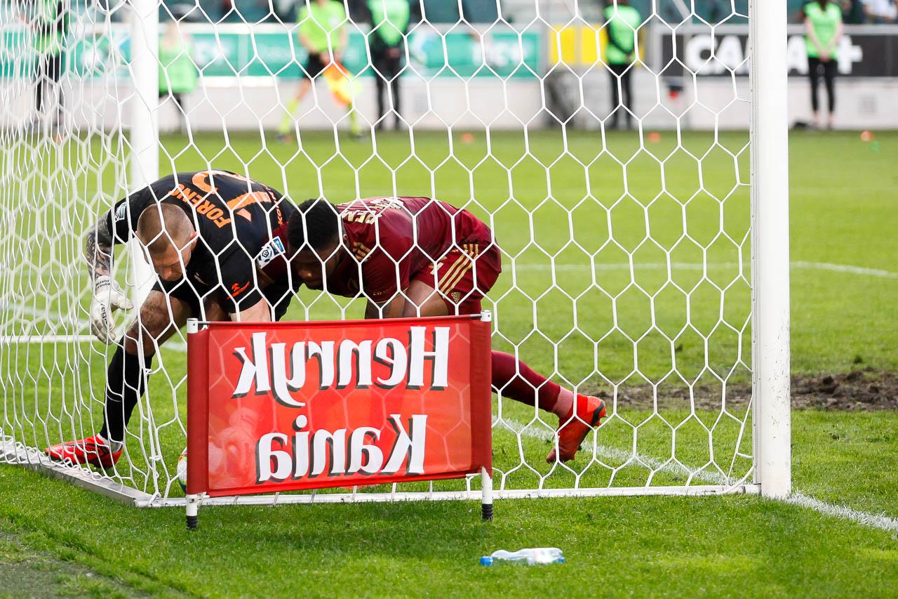 Legia Warszawa 2-2 Zagłębie Lubin - fot. Piotr Galas (zdjęcie 94 z 113)