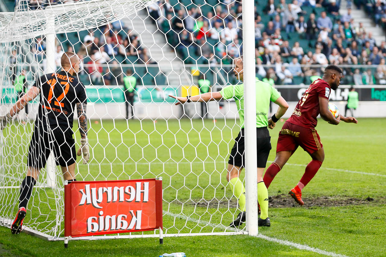 Legia Warszawa 2-2 Zagłębie Lubin - fot. Piotr Galas (zdjęcie 96 z 113)