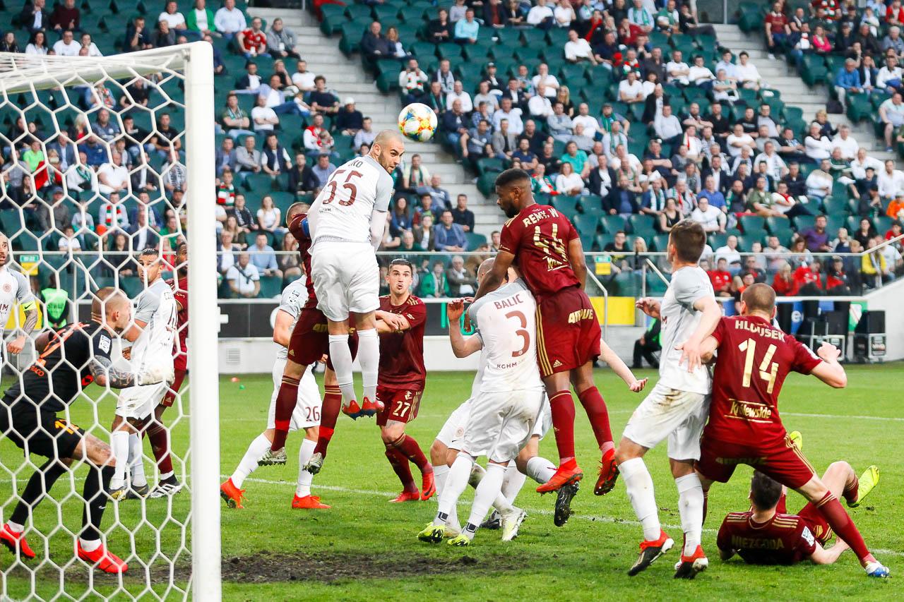 Legia Warszawa 2-2 Zagłębie Lubin - fot. Piotr Galas (zdjęcie 99 z 113)