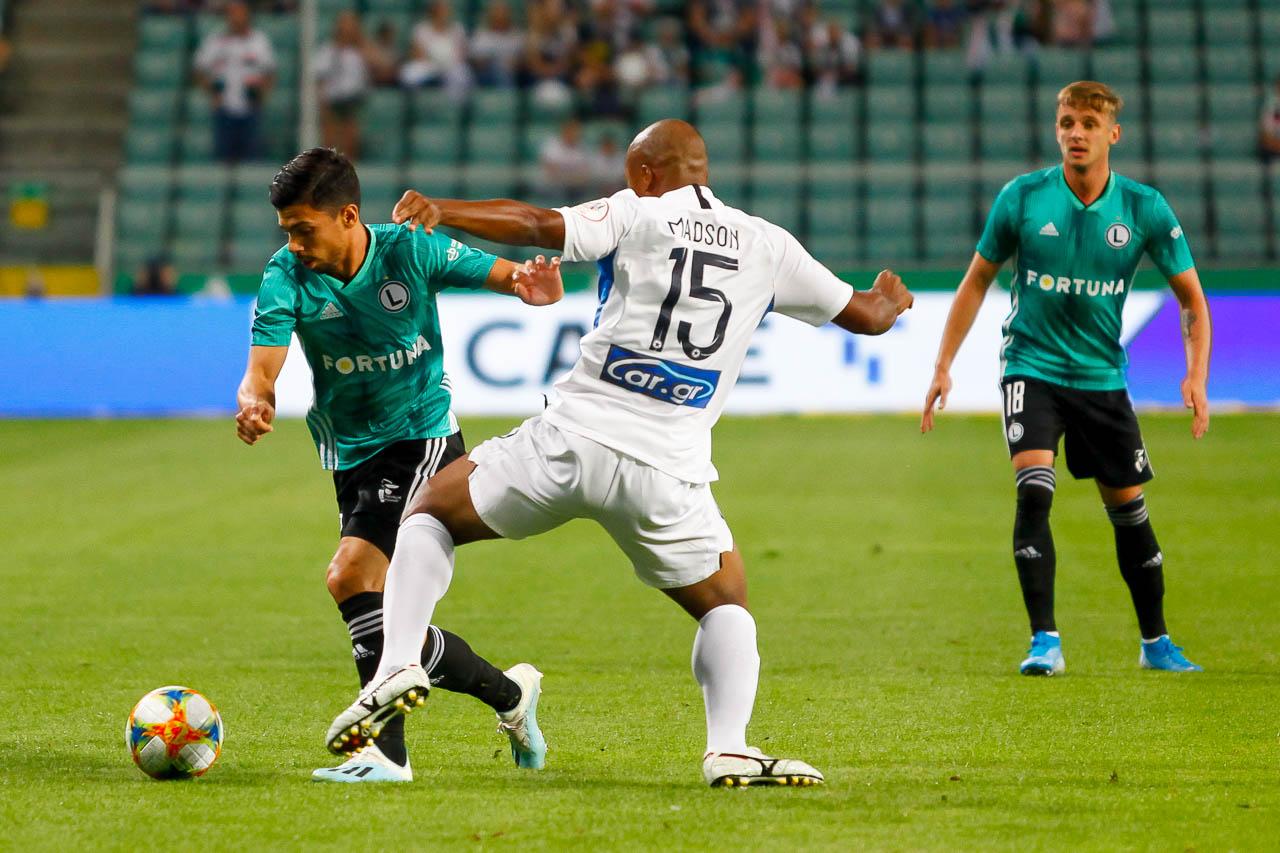 Legia Warszawa 0-0 Atromitos Ateny - fot. Piotr Galas (zdjęcie 10 z 74)
