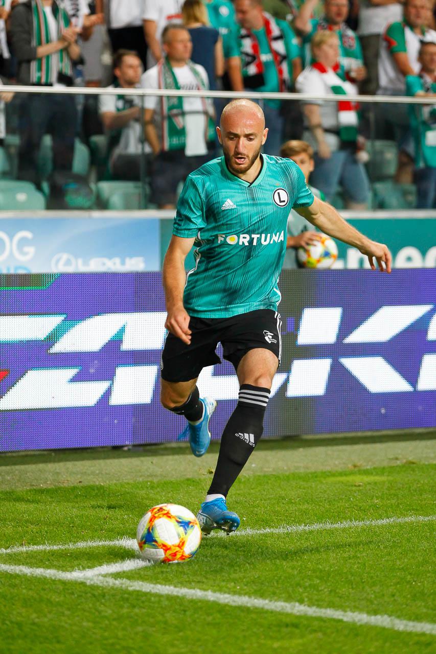 Legia Warszawa 0-0 Atromitos Ateny - fot. Piotr Galas (zdjęcie 12 z 74)