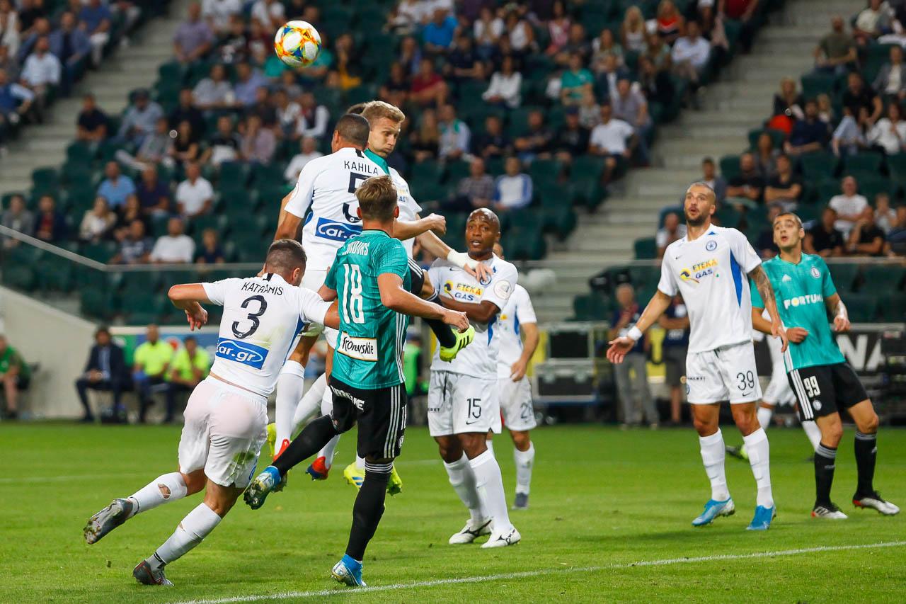 Legia Warszawa 0-0 Atromitos Ateny - fot. Piotr Galas (zdjęcie 13 z 74)