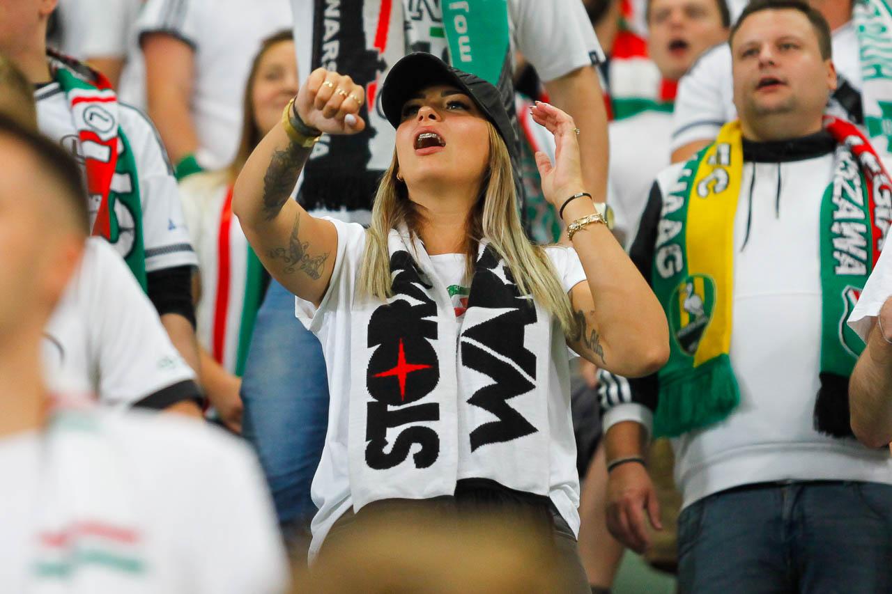 Legia Warszawa 0-0 Atromitos Ateny - fot. Piotr Galas (zdjęcie 14 z 74)