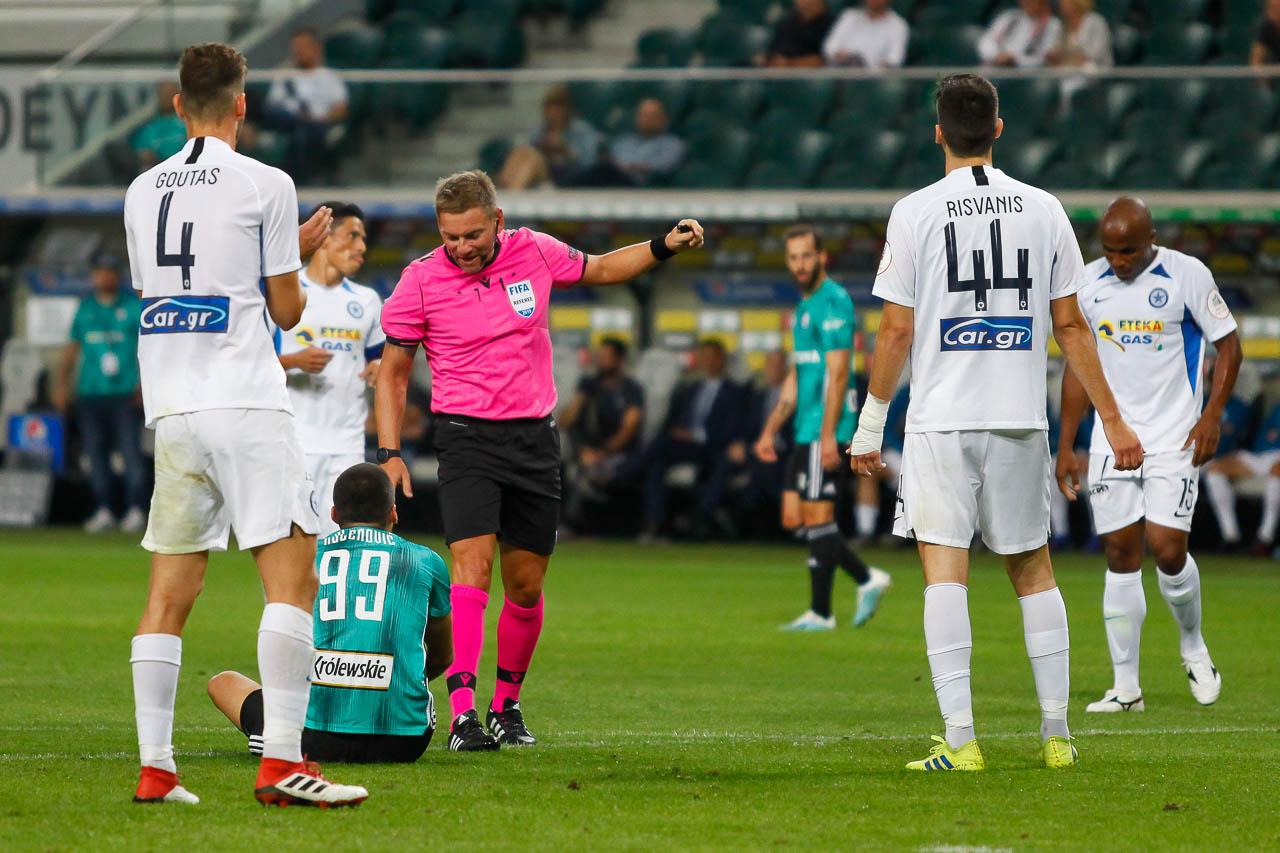 Legia Warszawa 0-0 Atromitos Ateny - fot. Piotr Galas (zdjęcie 15 z 74)