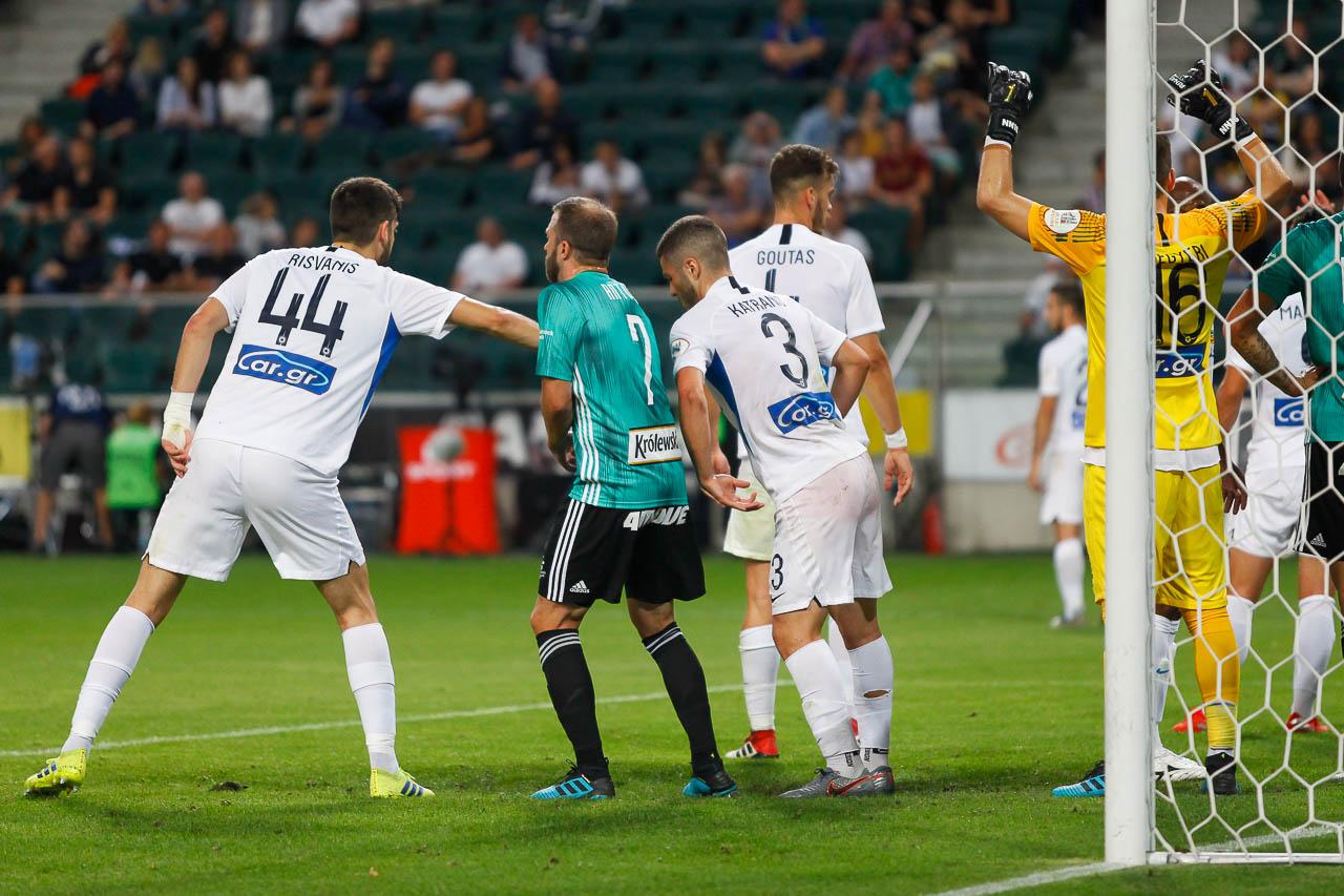Legia Warszawa 0-0 Atromitos Ateny - fot. Piotr Galas (zdjęcie 16 z 74)