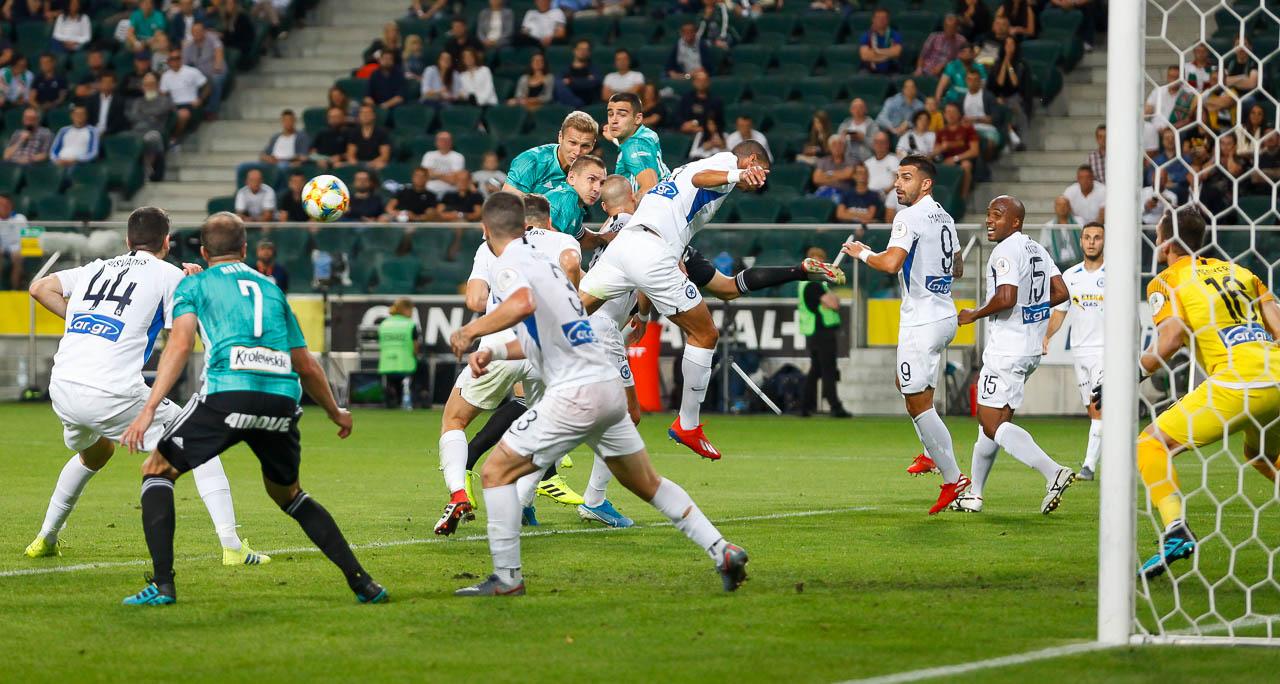 Legia Warszawa 0-0 Atromitos Ateny - fot. Piotr Galas (zdjęcie 17 z 74)