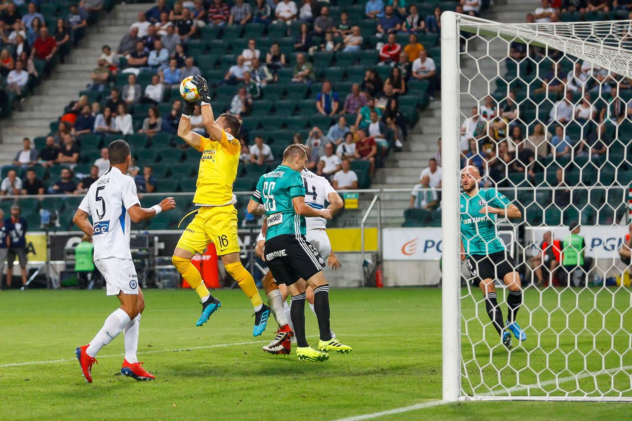 Legia Warszawa 0-0 Atromitos Ateny - fot. Piotr Galas (zdjęcie 18 z 74)