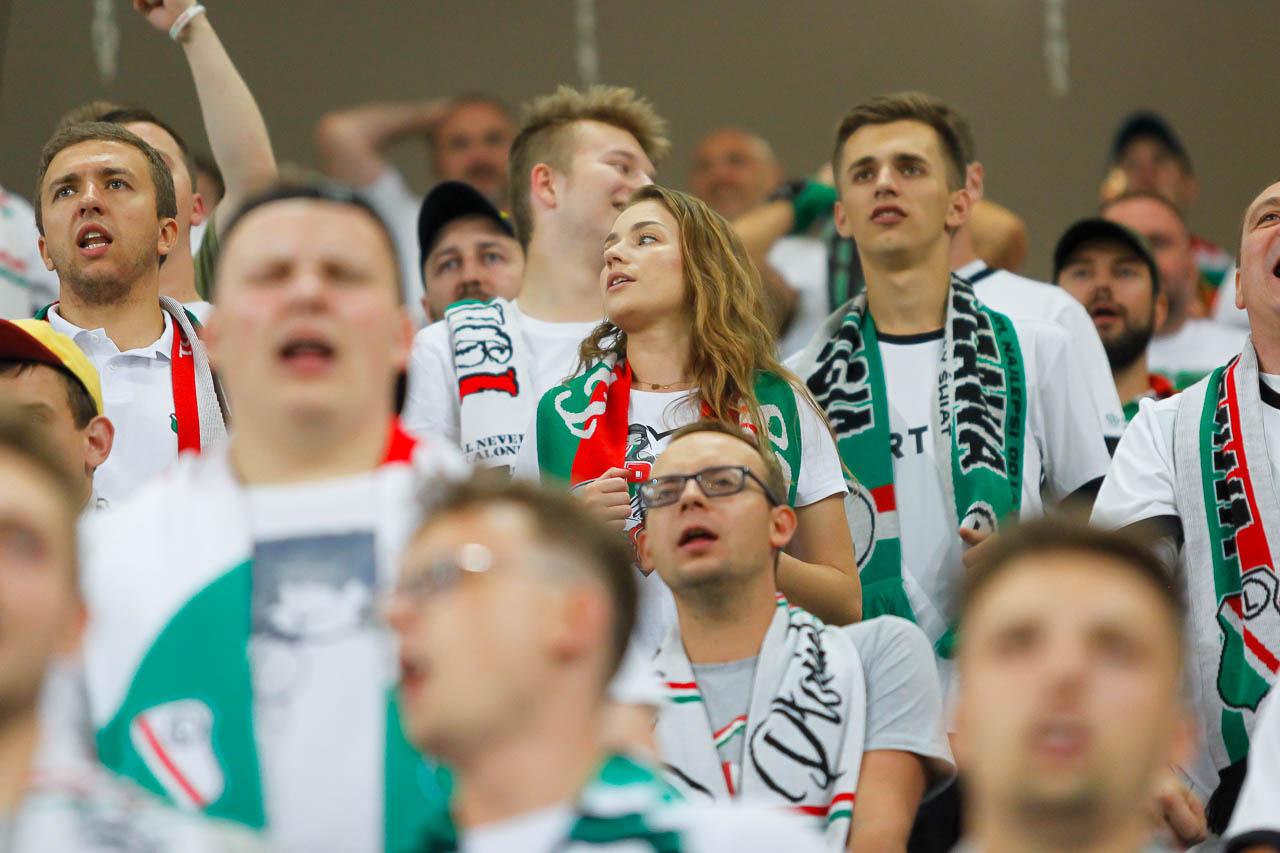 Legia Warszawa 0-0 Atromitos Ateny - fot. Piotr Galas (zdjęcie 19 z 74)