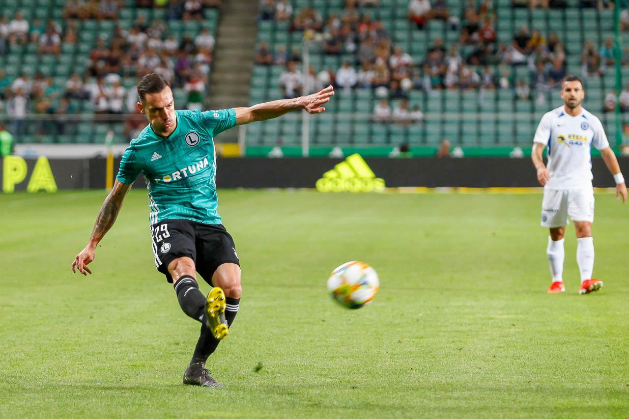 Legia Warszawa 0-0 Atromitos Ateny - fot. Piotr Galas (zdjęcie 20 z 74)