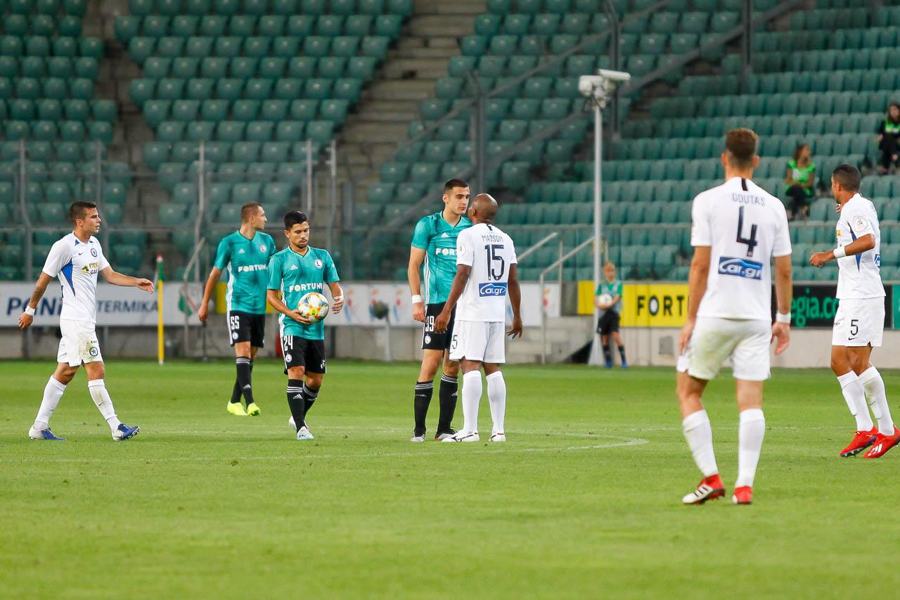 Legia Warszawa 0-0 Atromitos Ateny - fot. Piotr Galas (zdjęcie 21 z 74)