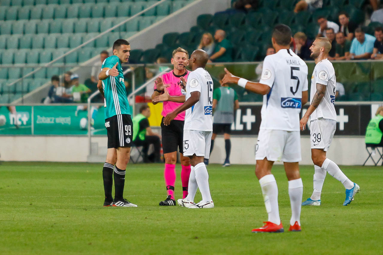 Legia Warszawa 0-0 Atromitos Ateny - fot. Piotr Galas (zdjęcie 22 z 74)