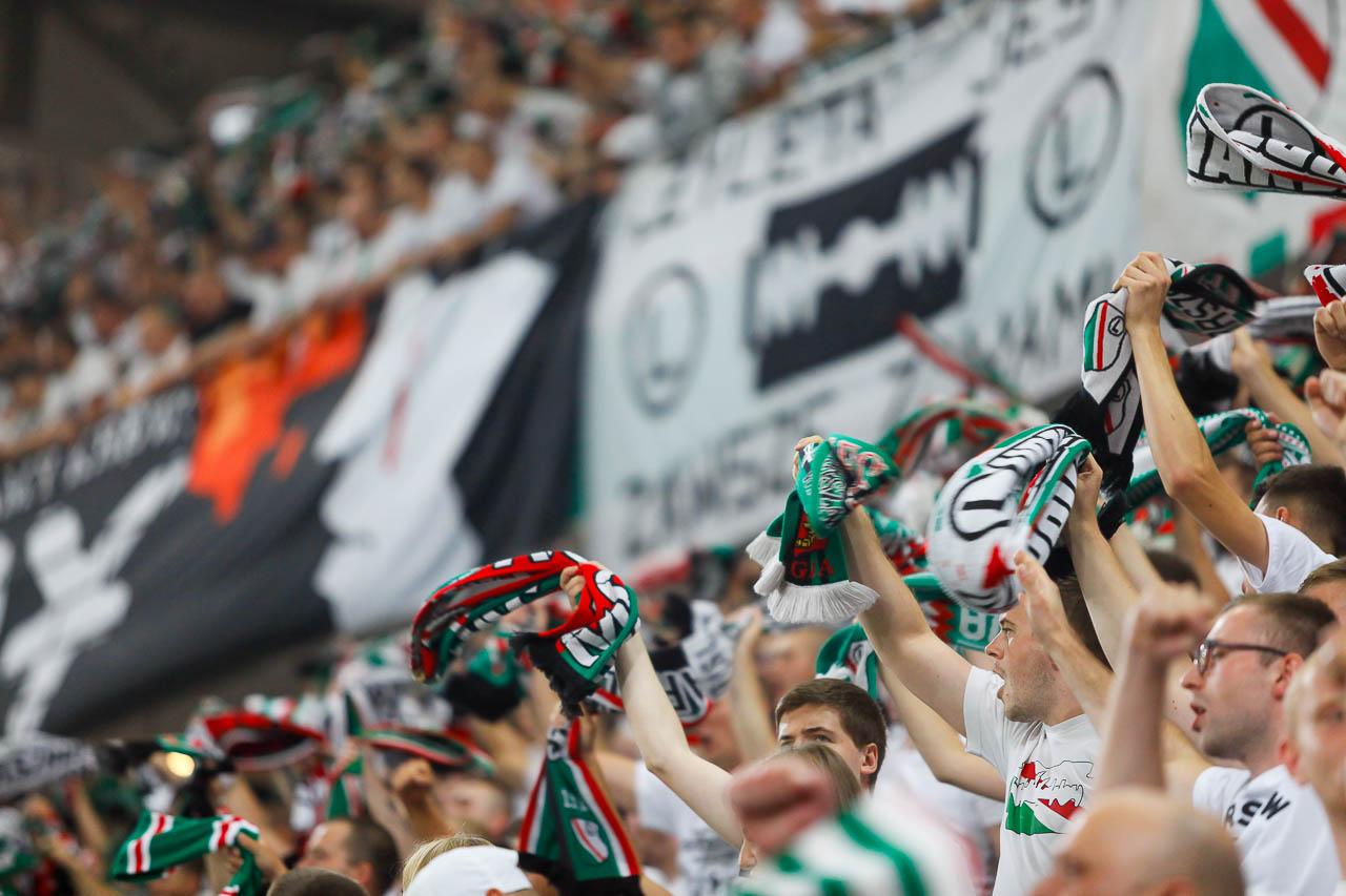 Legia Warszawa 0-0 Atromitos Ateny - fot. Piotr Galas (zdjęcie 23 z 74)