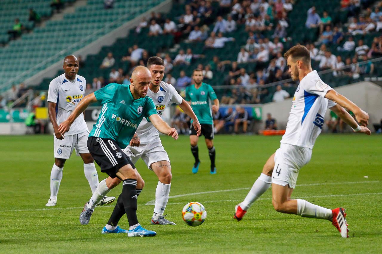 Legia Warszawa 0-0 Atromitos Ateny - fot. Piotr Galas (zdjęcie 24 z 74)