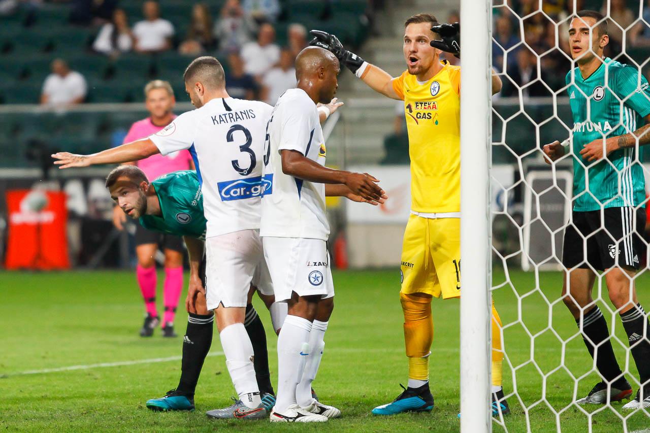 Legia Warszawa 0-0 Atromitos Ateny - fot. Piotr Galas (zdjęcie 25 z 74)