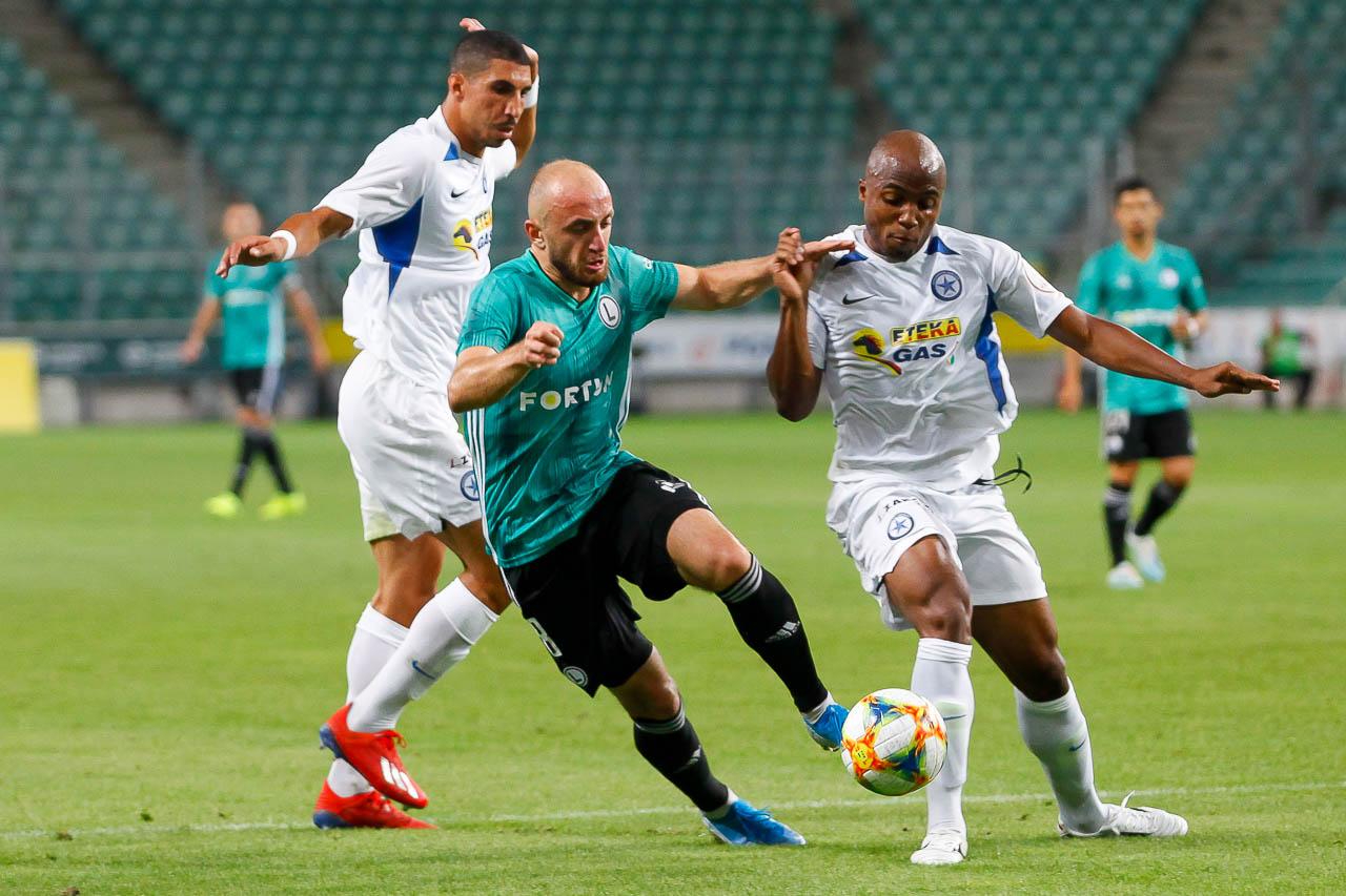 Legia Warszawa 0-0 Atromitos Ateny - fot. Piotr Galas (zdjęcie 26 z 74)