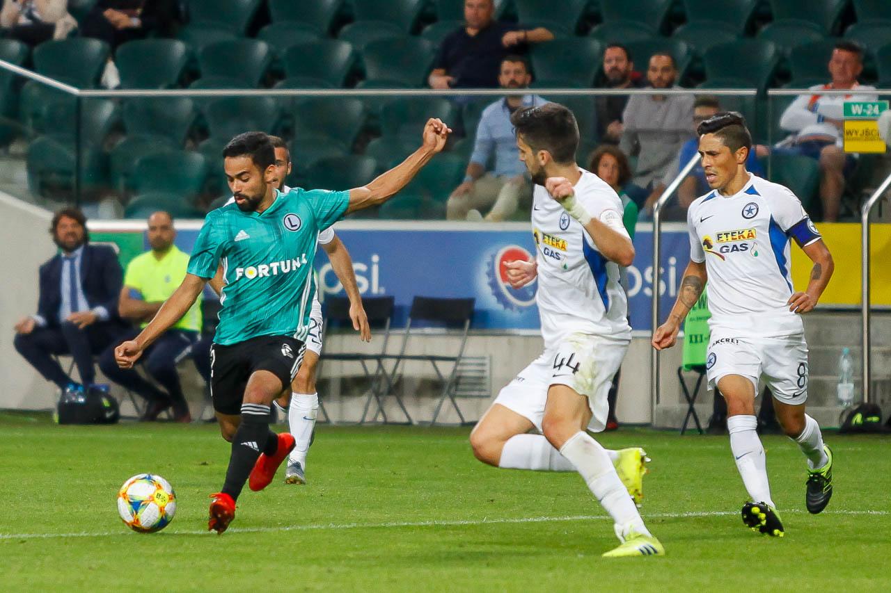 Legia Warszawa 0-0 Atromitos Ateny - fot. Piotr Galas (zdjęcie 27 z 74)