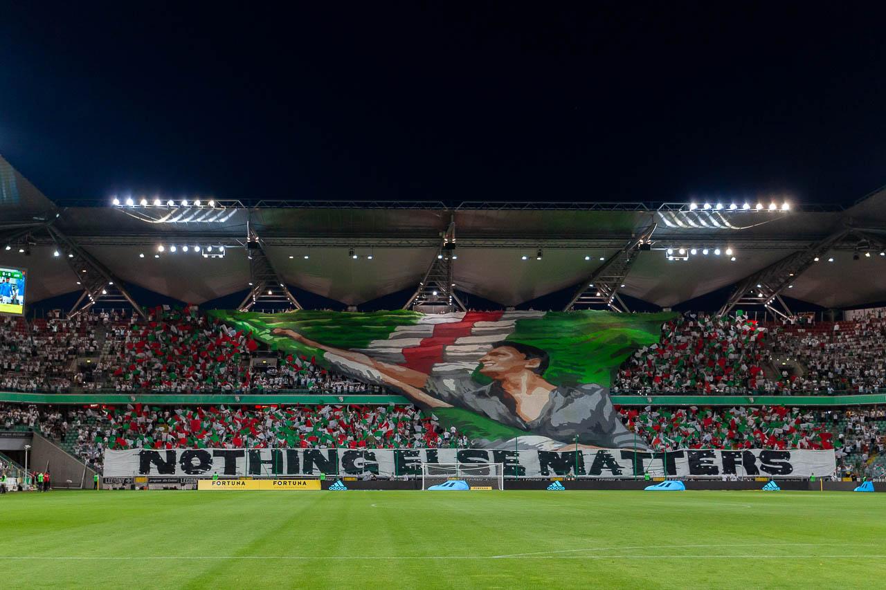 Legia Warszawa 0-0 Atromitos Ateny - fot. Piotr Galas (zdjęcie 3 z 74)