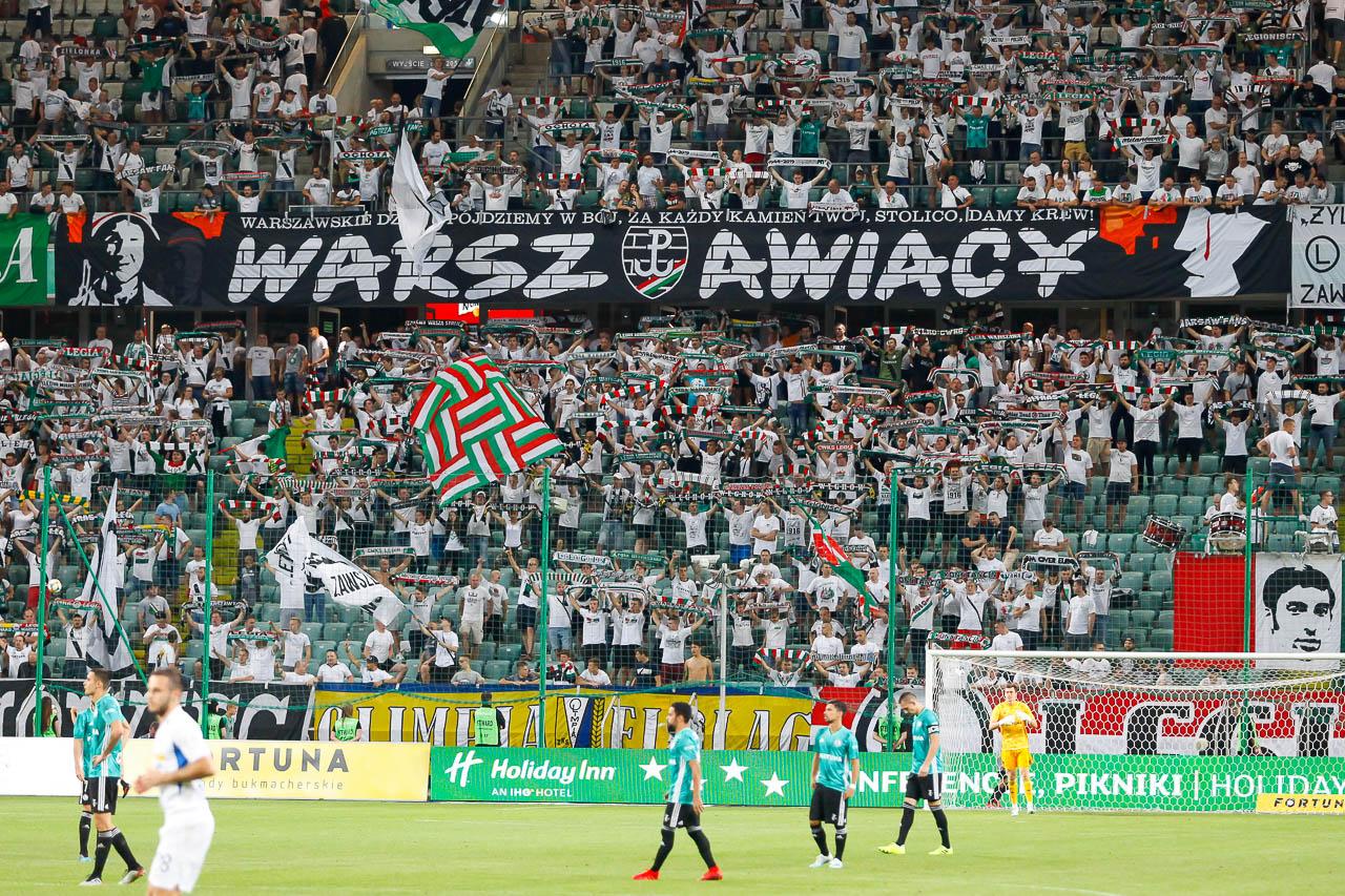 Legia Warszawa 0-0 Atromitos Ateny - fot. Piotr Galas (zdjęcie 30 z 74)