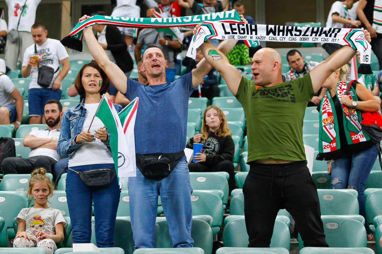 Legia Warszawa 0-0 Atromitos Ateny - fot. Piotr Galas (zdjęcie 31 z 74)