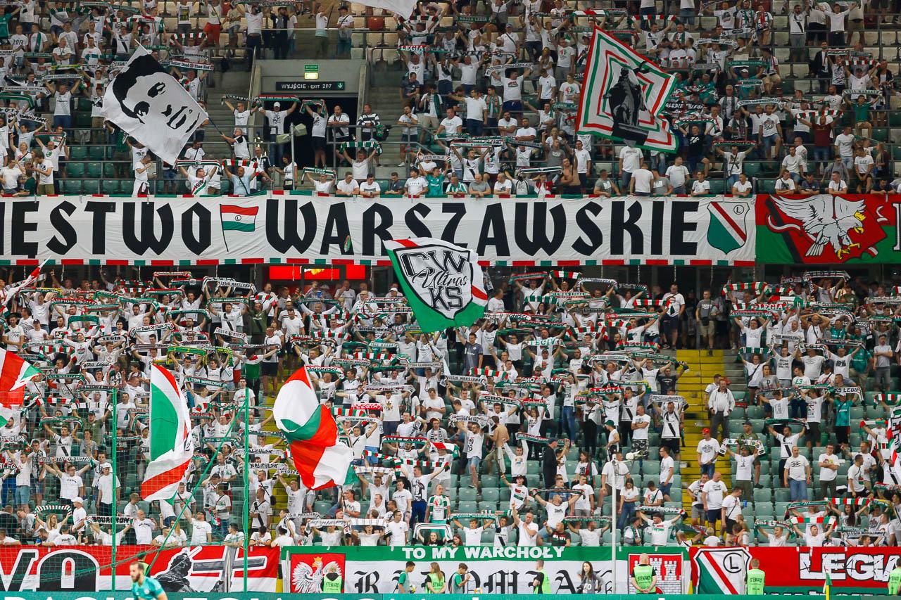 Legia Warszawa 0-0 Atromitos Ateny - fot. Piotr Galas (zdjęcie 32 z 74)