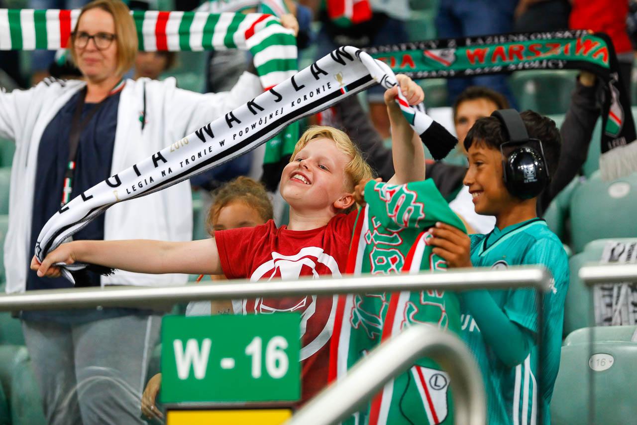 Legia Warszawa 0-0 Atromitos Ateny - fot. Piotr Galas (zdjęcie 33 z 74)