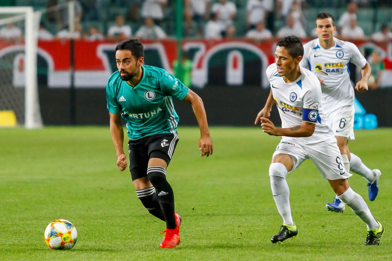 Legia Warszawa 0-0 Atromitos Ateny - fot. Piotr Galas (zdjęcie 34 z 74)