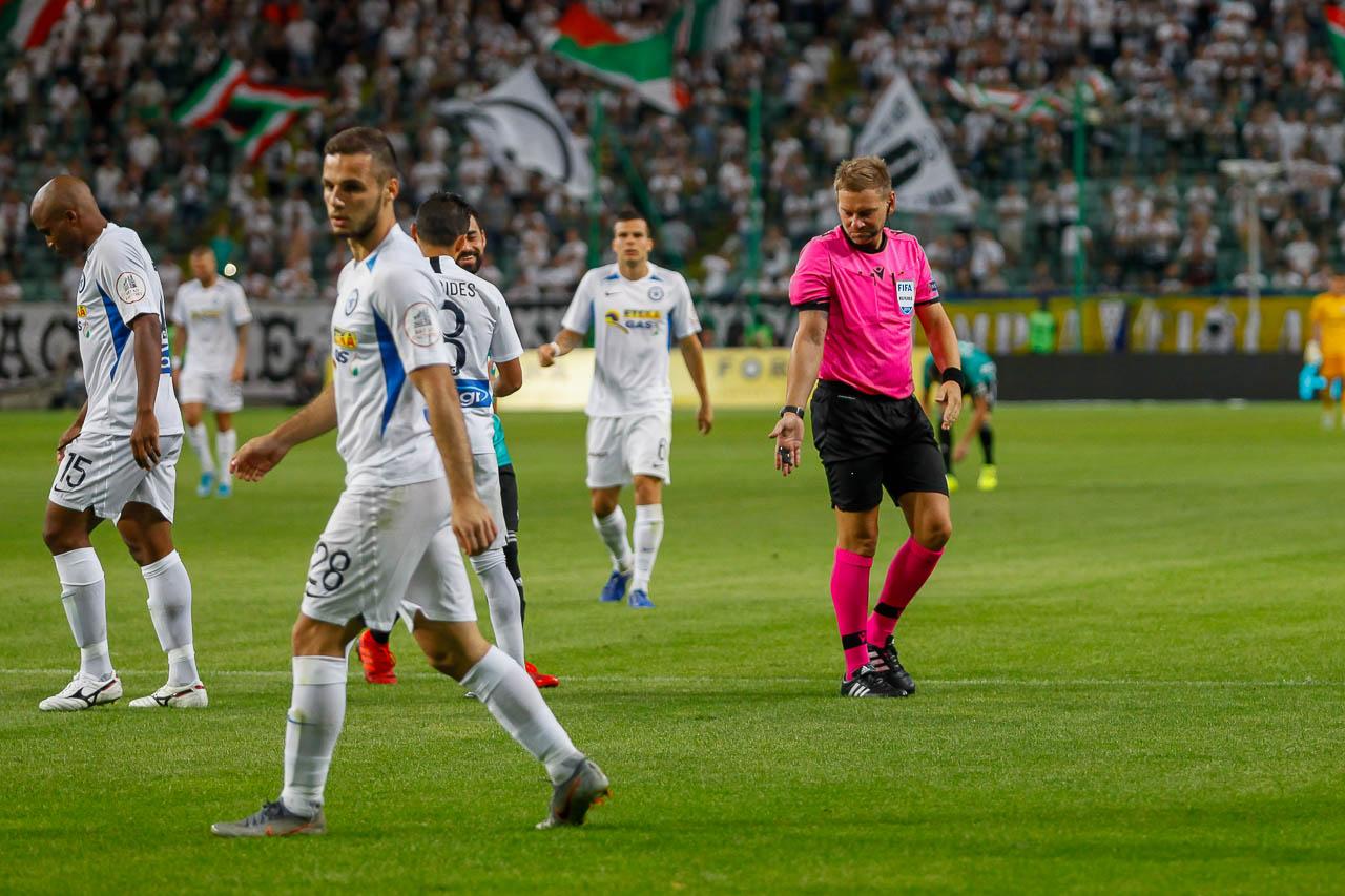 Legia Warszawa 0-0 Atromitos Ateny - fot. Piotr Galas (zdjęcie 35 z 74)