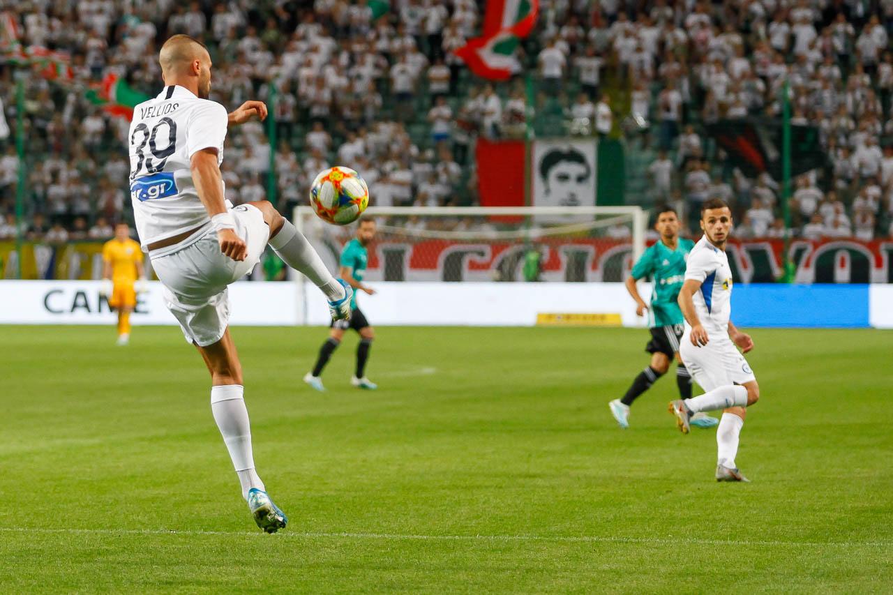 Legia Warszawa 0-0 Atromitos Ateny - fot. Piotr Galas (zdjęcie 36 z 74)