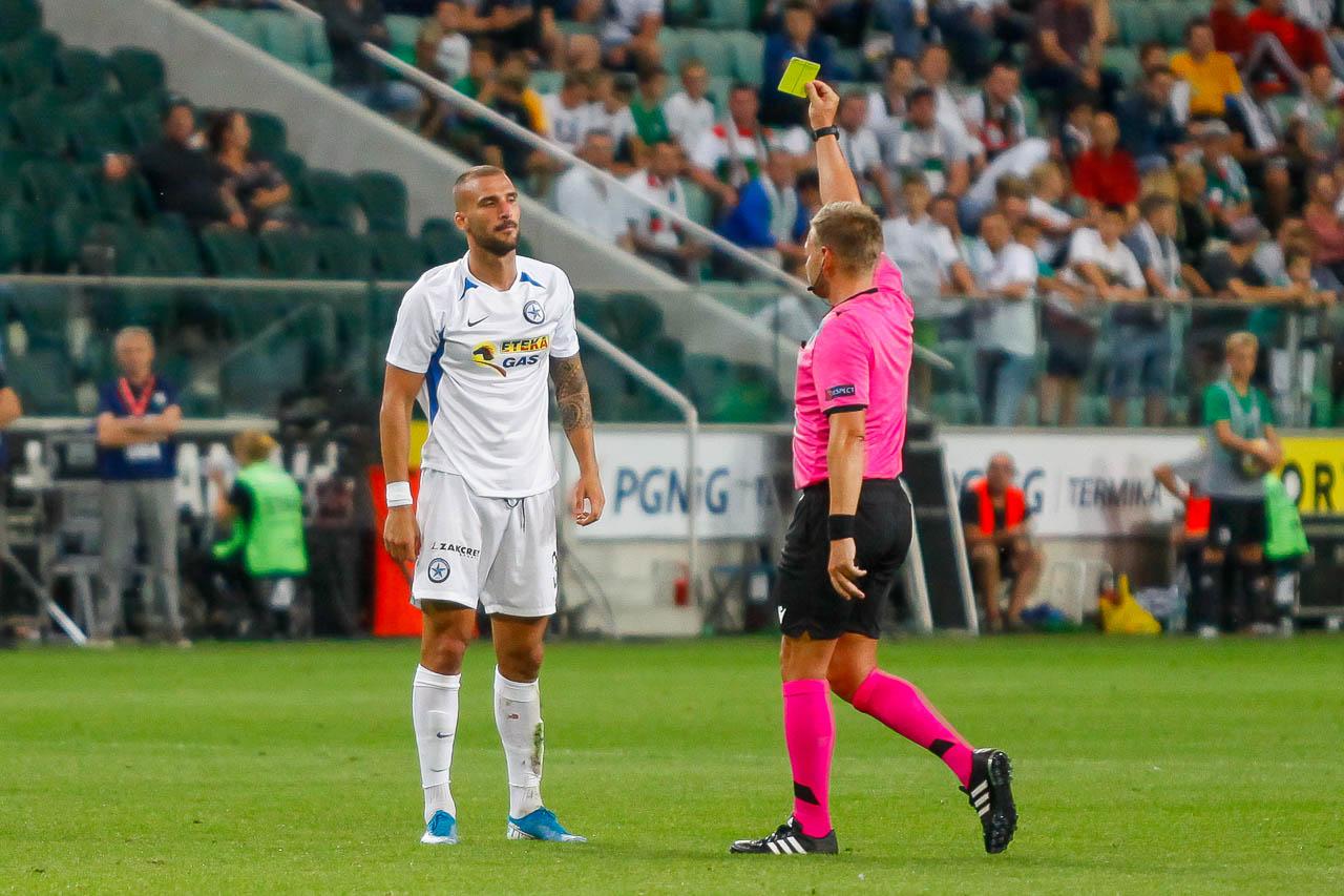 Legia Warszawa 0-0 Atromitos Ateny - fot. Piotr Galas (zdjęcie 37 z 74)