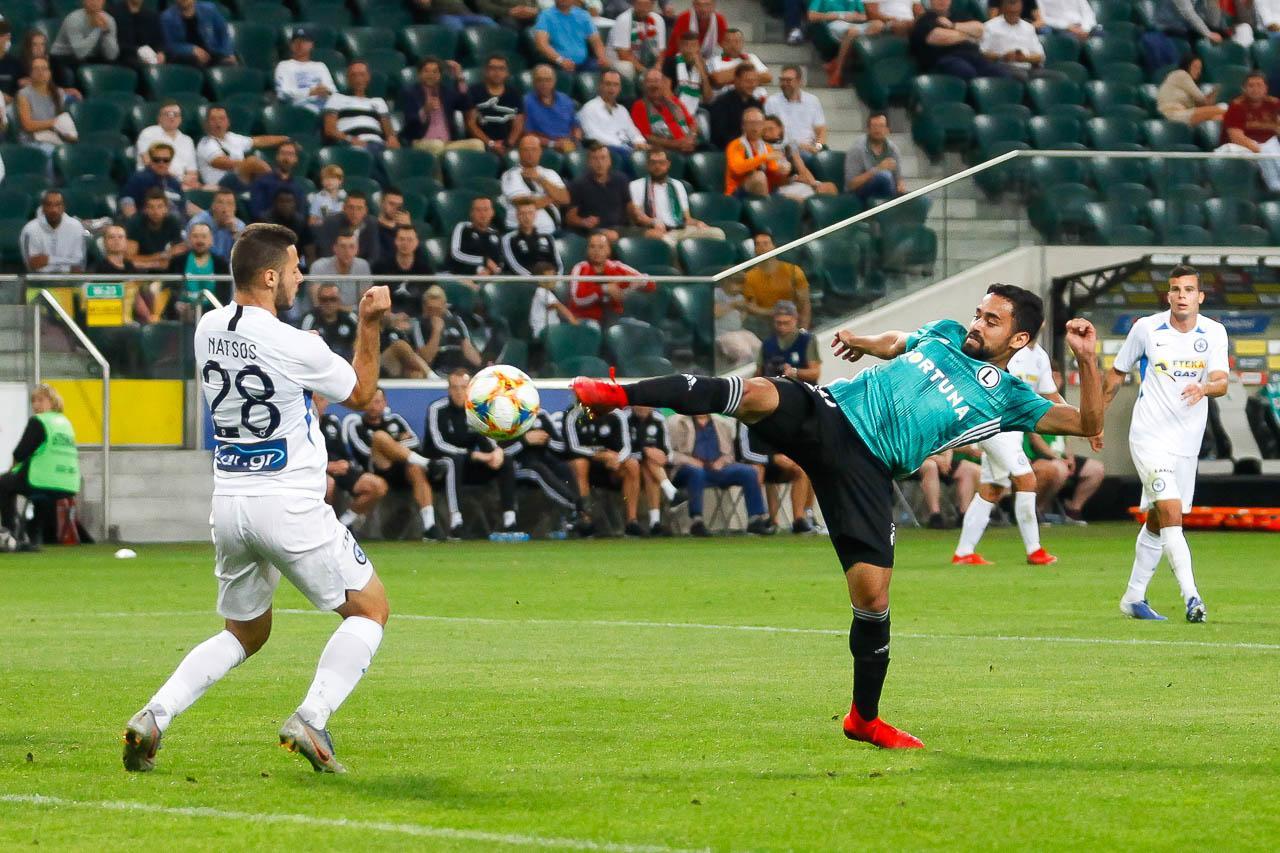 Legia Warszawa 0-0 Atromitos Ateny - fot. Piotr Galas (zdjęcie 39 z 74)