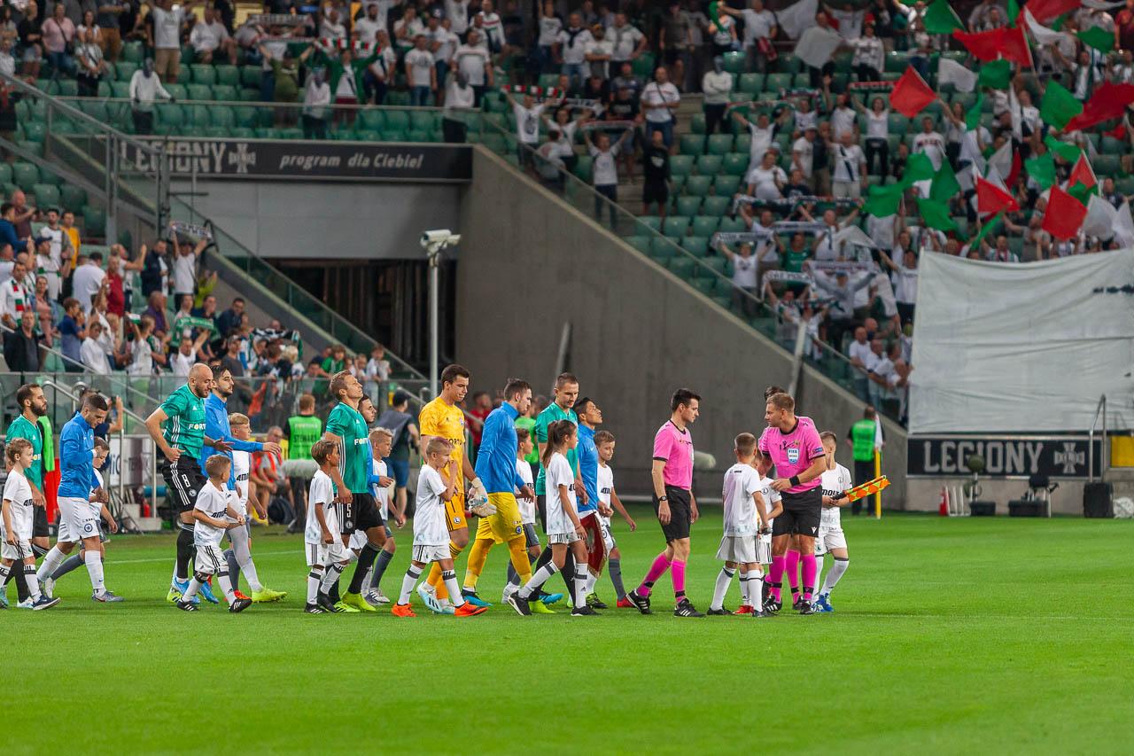 Legia Warszawa 0-0 Atromitos Ateny - fot. Piotr Galas (zdjęcie 4 z 74)