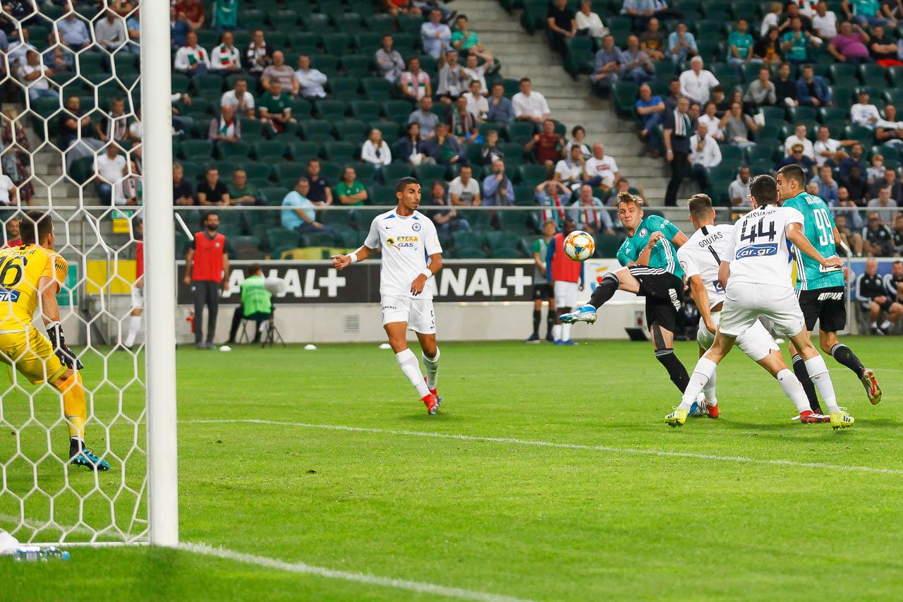 Legia Warszawa 0-0 Atromitos Ateny - fot. Piotr Galas (zdjęcie 40 z 74)