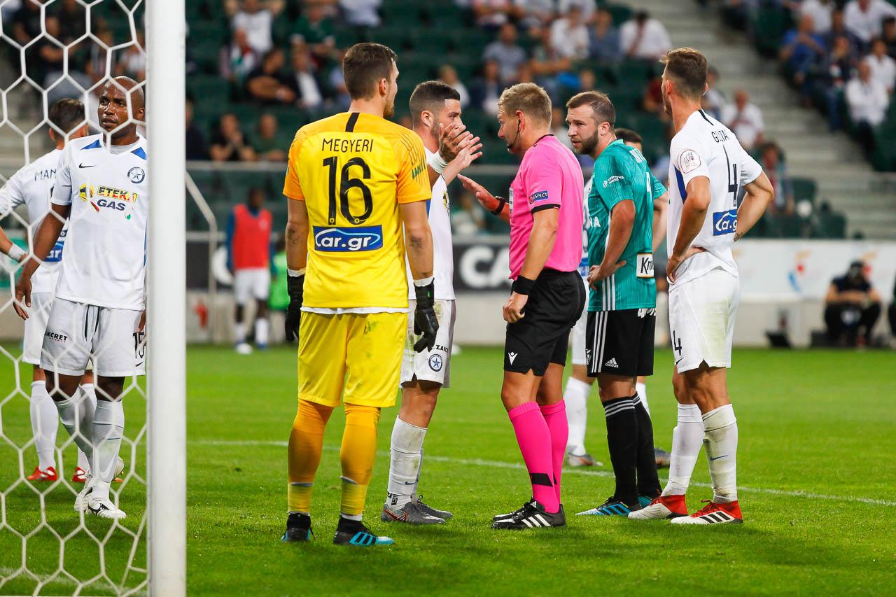 Legia Warszawa 0-0 Atromitos Ateny - fot. Piotr Galas (zdjęcie 41 z 74)