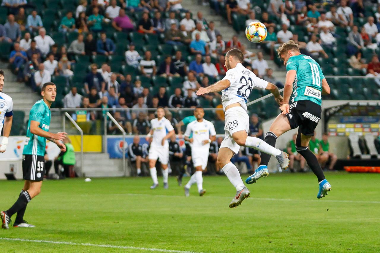 Legia Warszawa 0-0 Atromitos Ateny - fot. Piotr Galas (zdjęcie 42 z 74)