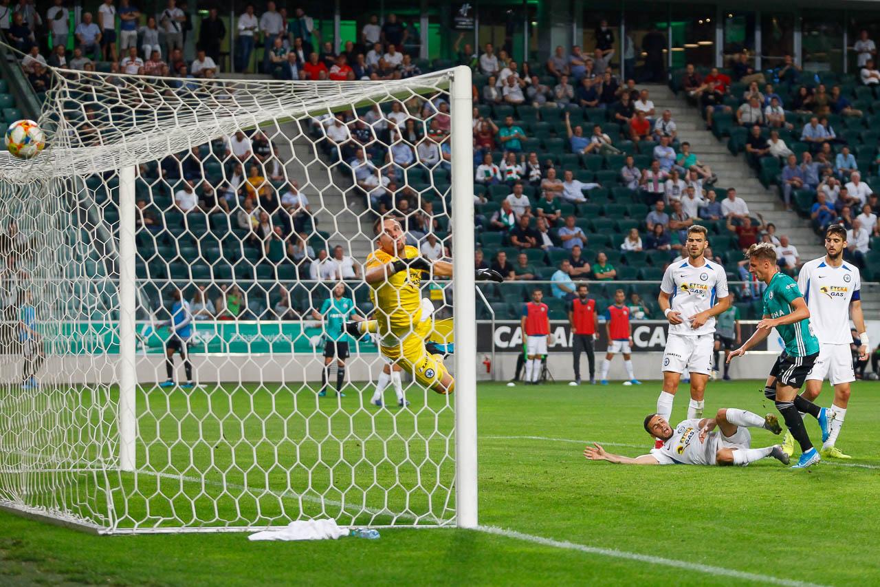 Legia Warszawa 0-0 Atromitos Ateny - fot. Piotr Galas (zdjęcie 43 z 74)