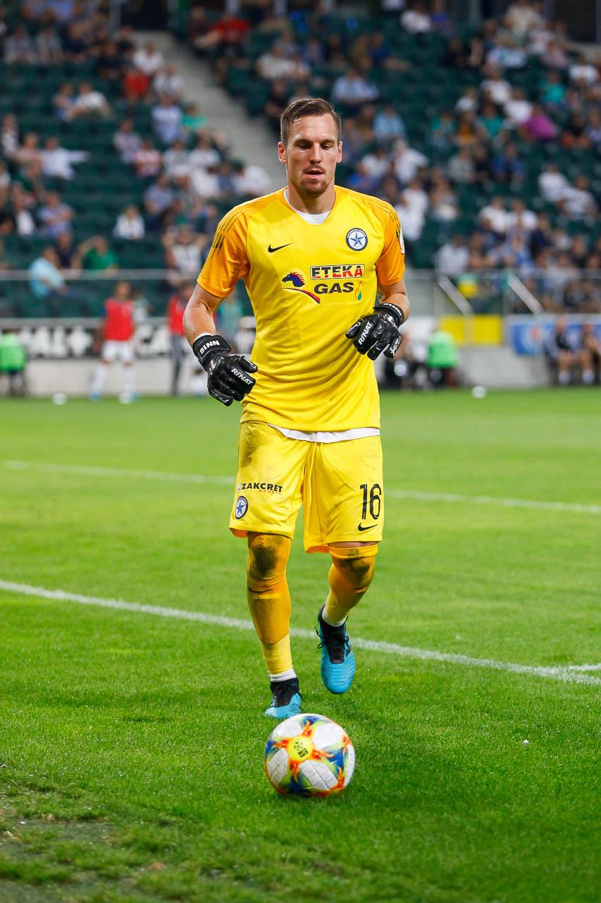 Legia Warszawa 0-0 Atromitos Ateny - fot. Piotr Galas (zdjęcie 44 z 74)