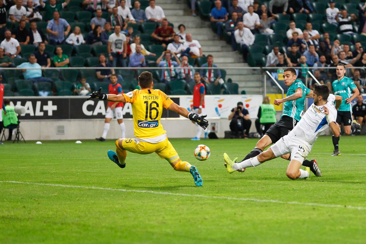 Legia Warszawa 0-0 Atromitos Ateny - fot. Piotr Galas (zdjęcie 45 z 74)