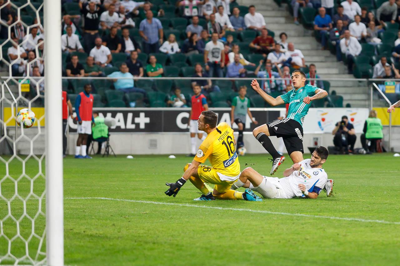 Legia Warszawa 0-0 Atromitos Ateny - fot. Piotr Galas (zdjęcie 46 z 74)