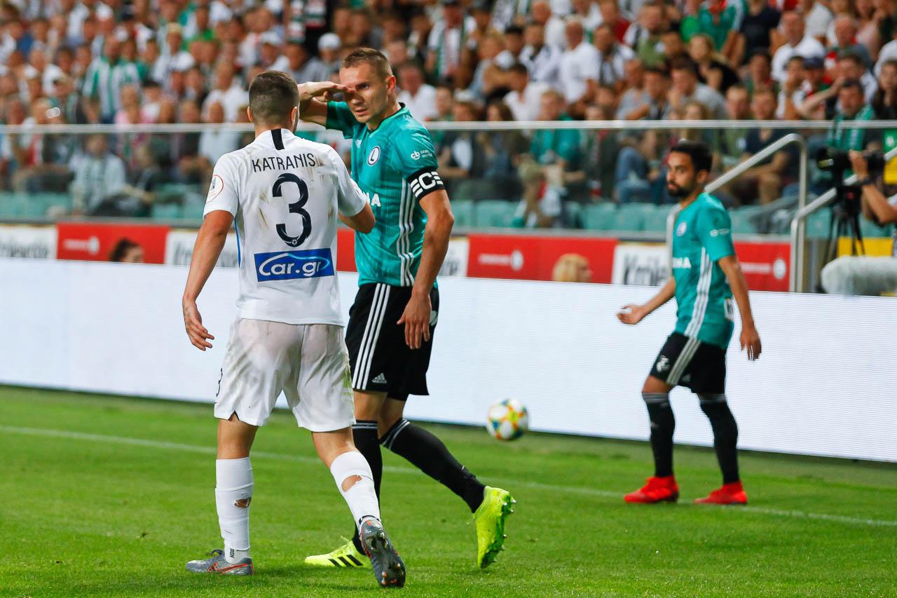 Legia Warszawa 0-0 Atromitos Ateny - fot. Piotr Galas (zdjęcie 47 z 74)