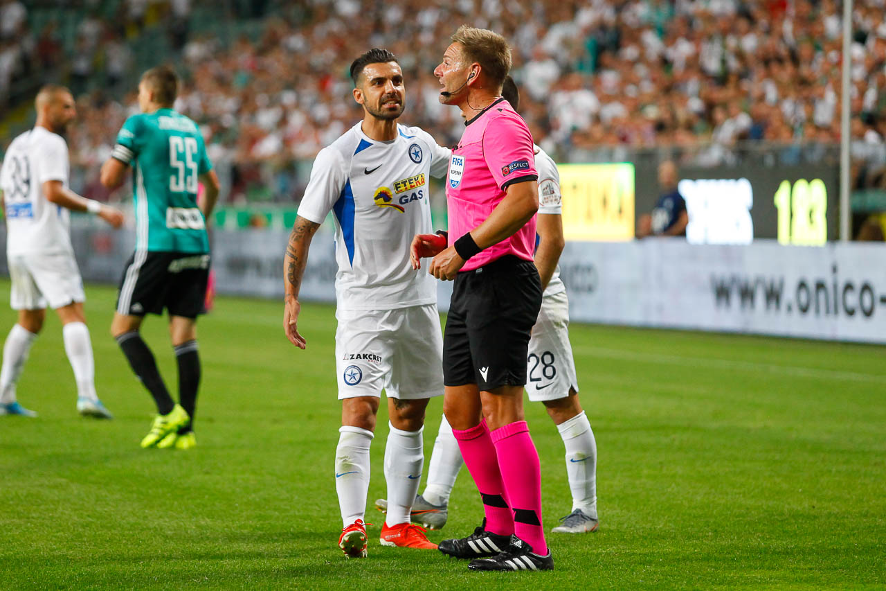 Legia Warszawa 0-0 Atromitos Ateny - fot. Piotr Galas (zdjęcie 48 z 74)