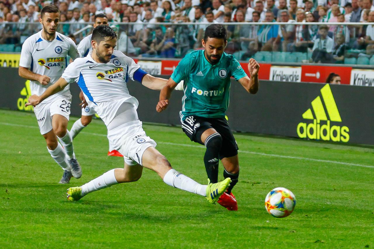 Legia Warszawa 0-0 Atromitos Ateny - fot. Piotr Galas (zdjęcie 49 z 74)