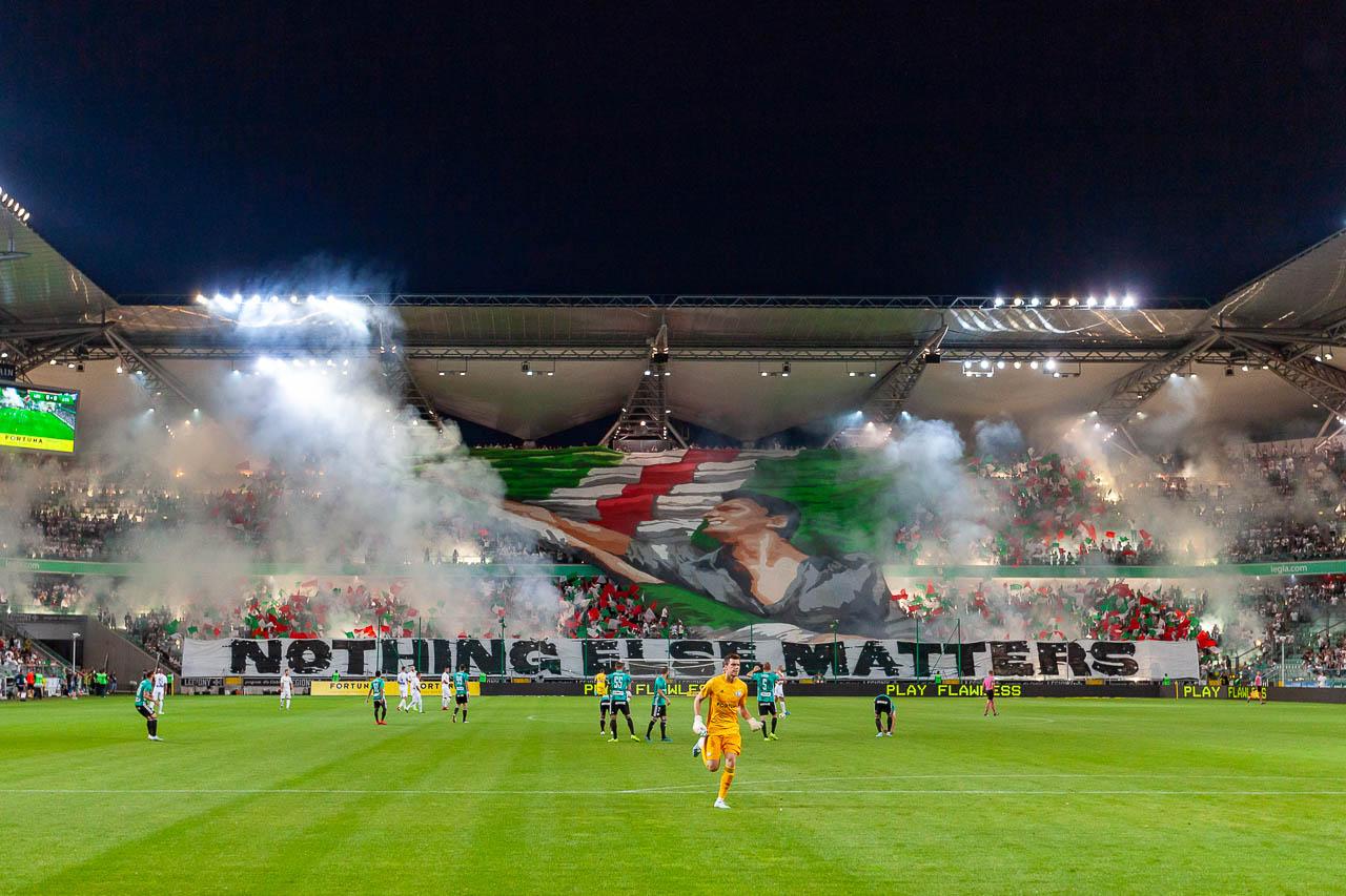 Legia Warszawa 0-0 Atromitos Ateny - fot. Piotr Galas (zdjęcie 5 z 74)